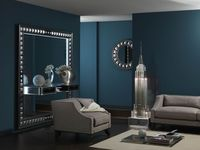 THE FRAME BIG MIRROR PIRAMID+BODY ROUND MIRROR+EMPIRE.JPG