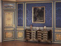 mod 100 double chest of drawers -boiserie salone 2004.jpg
