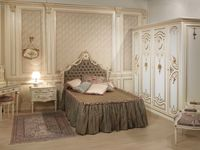 mod 150 capitonne single bed + wardrobe -s50 small armchair .jpg