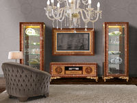 3163 tv cabinet, 3130 showcase, 3164 tv frame