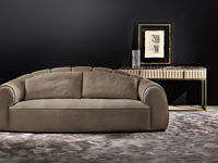living-53 ROYALE SOFA & ANGELINA CONSOLE TABLE