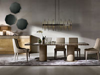 pranzo-39 SUITE SIDEBOARD & BYRON TABLE & HANNA CHAIR