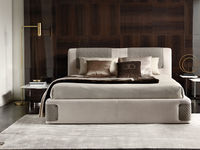 notte-7 JULIUS BED & YOSHI COFFEE TABLE
