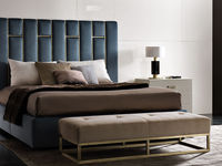 notte-14 MILANO BENCH & PABLO BED